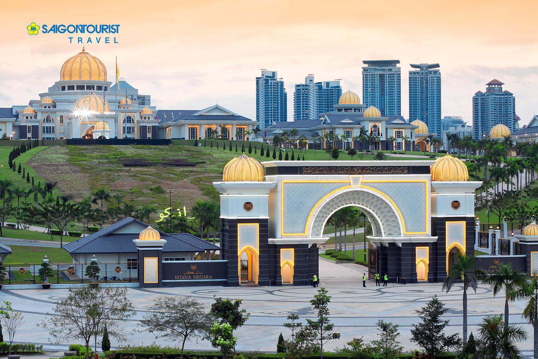 Tour Singapore Saigontourist