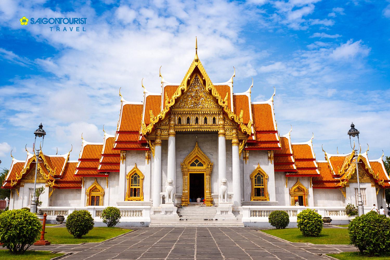Tour Thailand Saigontourist