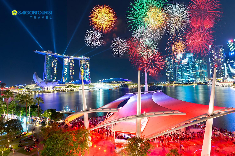 Tour Singapore Malaysia Saigontourist