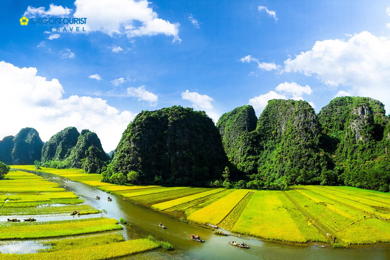 Cai Dao Temple Trang An: Du Lịch Hà Nội