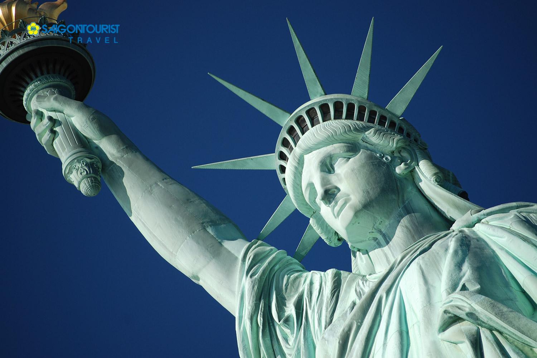THAM QUAN TƯỢNG NỮ THẦN TỰ DO Ở MỸ - Cẩm Nang Du Học Mỹ